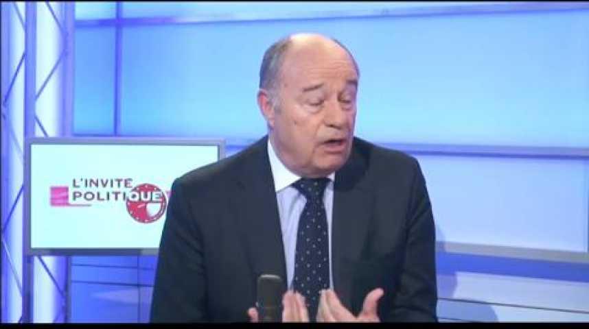Illustration pour la vidéo L'invité politique : Jean-Michel Baylet (PRG)