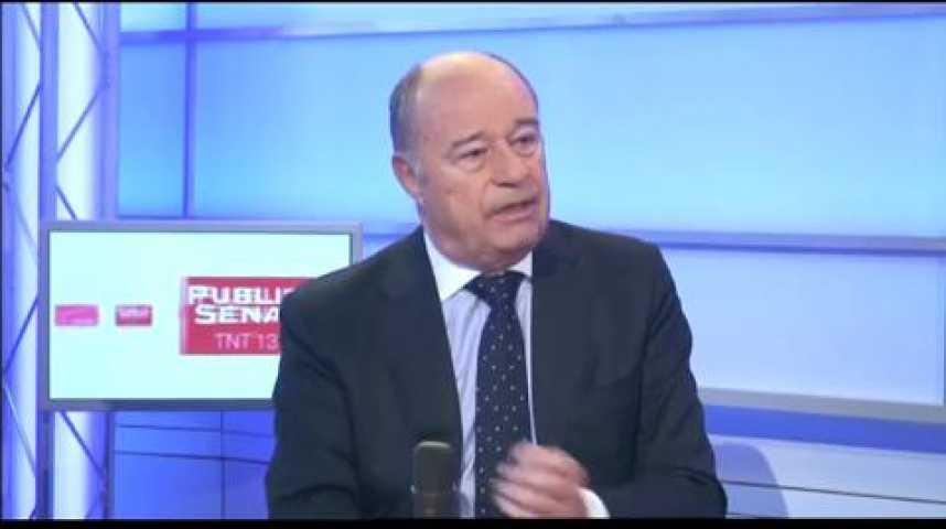 """Illustration pour la vidéo Jean-Michel Baylet : """"C'est déjà préférable aux 75%"""""""