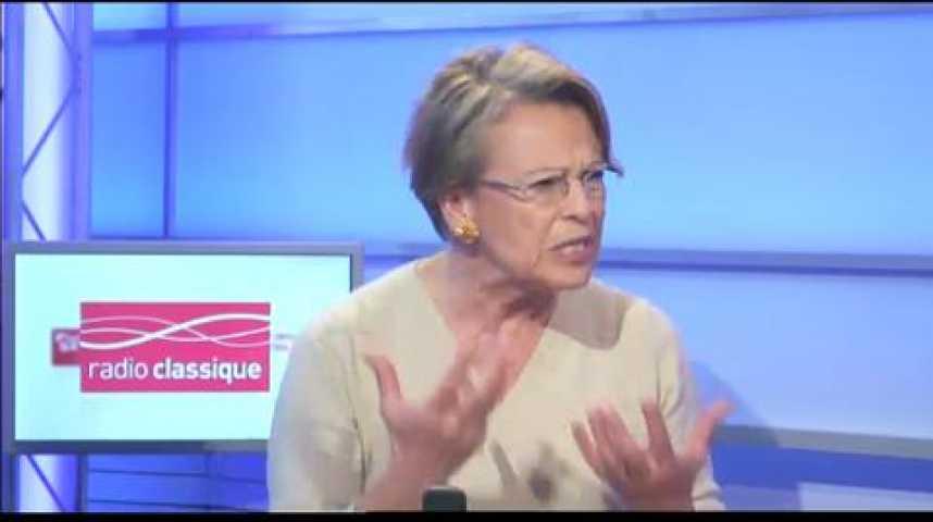 Illustration pour la vidéo L'invité politique : Michèle Alliot-Marie (UMP)