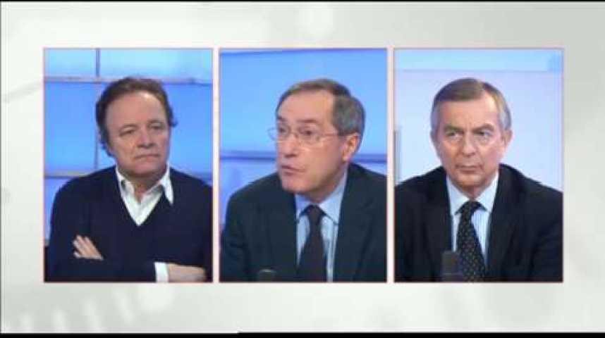 Illustration pour la vidéo L'invité politique : Claude Guéant (UMP)
