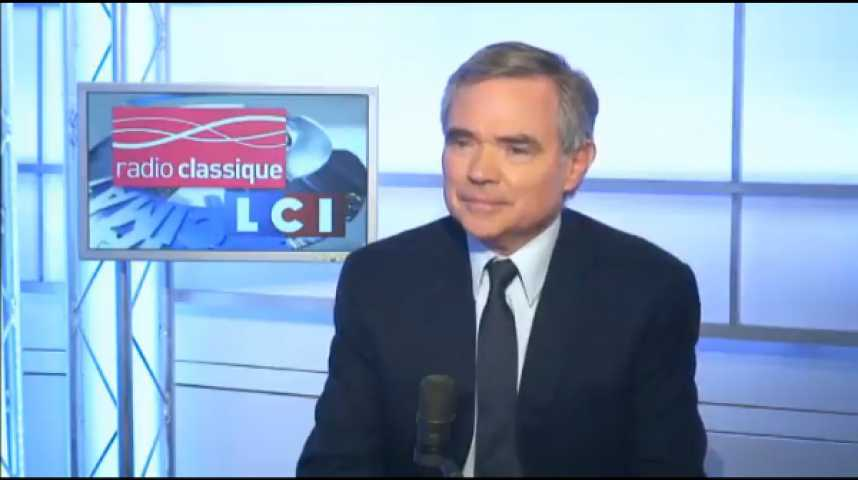 """Illustration pour la vidéo B. Accoyer : """"Il y a, à l'évidence, un acharnement contre Nicolas Sarkozy"""""""