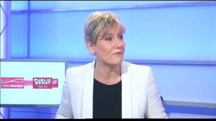 """Illustration pour la vidéo Nadine Morano (UMP) : """"Maintenant on ne parle plus que de taper sur les riches"""""""