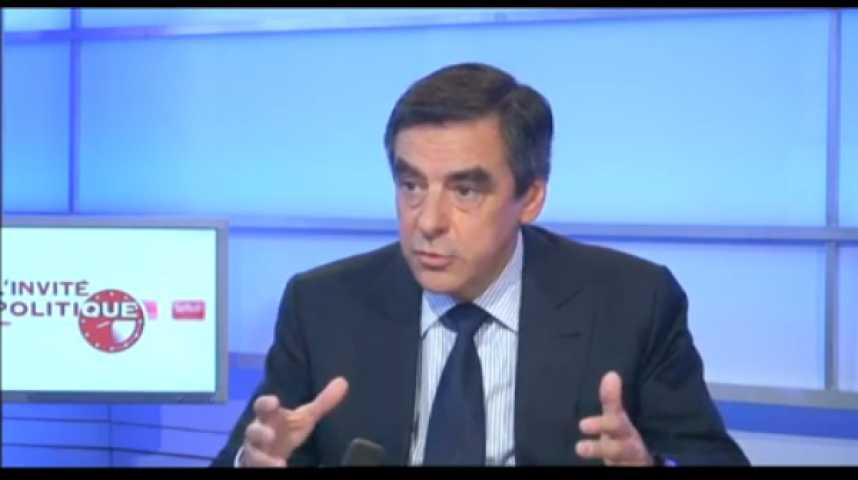"""Illustration pour la vidéo François Fillon : """"Sur le plan moral il faudrait une nouvelle élection à l'UMP"""""""