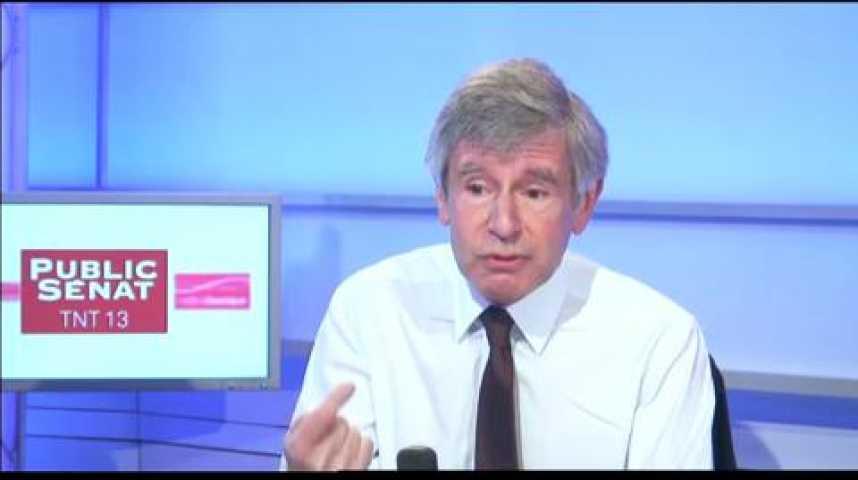 """Illustration pour la vidéo Alain Minc : """"Hollande n'a pas compris qu'en économie, il y a le capital, le travail et la confiance"""""""
