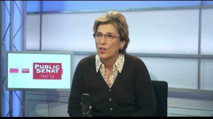 Illustration pour la vidéo L'invité politique : Marie-Noëlle Lienemann (PS)