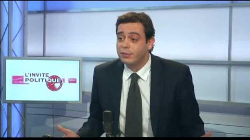 Illustration pour la vidéo L'invité politique : Razzy Hammadi (PS)