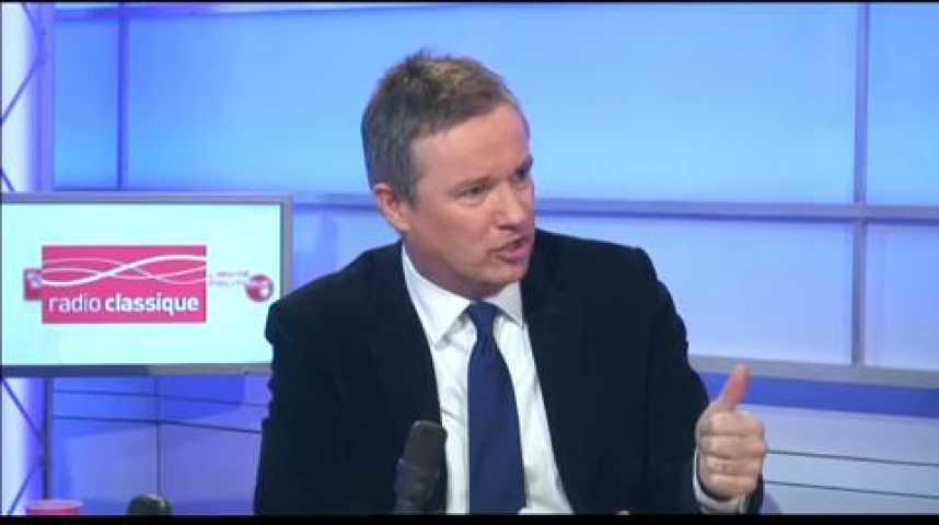 Illustration pour la vidéo L'invité politique : Nicolas Dupont-Aignan (Debout la République)