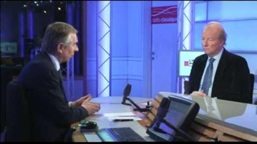 Illustration pour la vidéo L'invité politique : Brice Hortefeux (UMP)