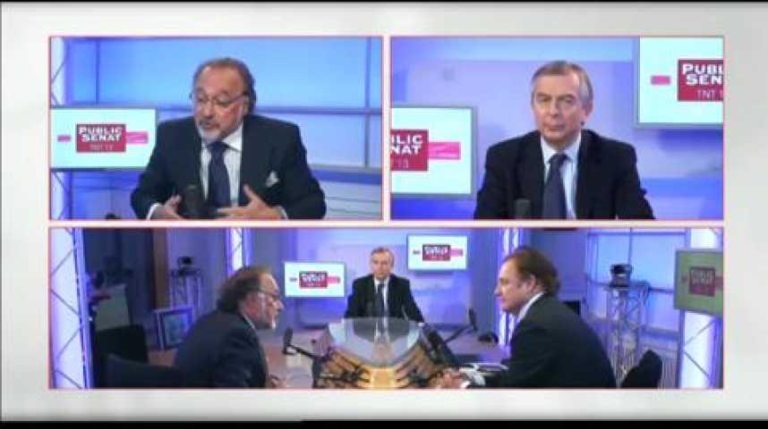 Illustration pour la vidéo L'invité politique : Olivier Dassault (UMP)