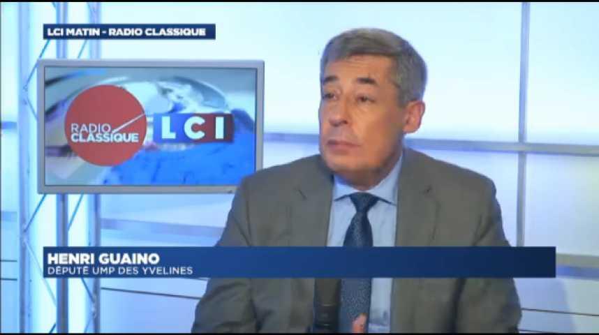 """Illustration pour la vidéo Henri Guaino : """" Je reste très hostile au principe des primaires"""""""