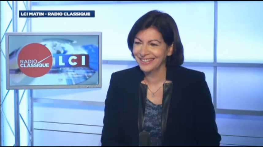 """Illustration pour la vidéo Anne Hidalgo : """"A l'époque de Nicolas Sarkozy, les interventions du pouvoir politique sur le parquet ont été assez régulières"""""""