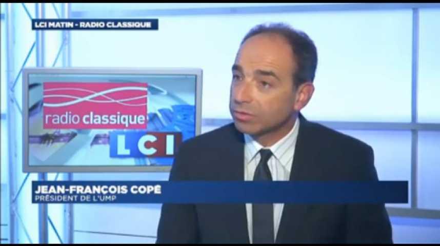 """Illustration pour la vidéo Jean-François Copé: """"On a besoin de travailler plus pour gagner plus"""""""