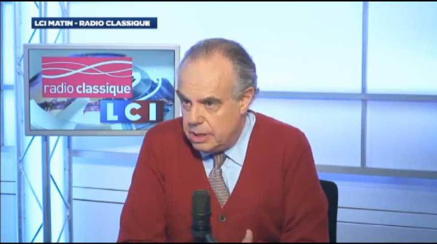 """Illustration pour la vidéo F. Mitterrand : """"Je ne sais pas si Nicolas Sarkozy parviendra à revenir en politque..."""""""