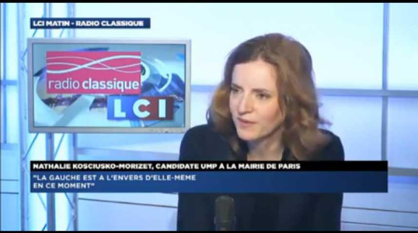 """Illustration pour la vidéo Nathalie Kosciusko-Morizet : """"L'école de la République doit être maîtresse chez elle"""""""