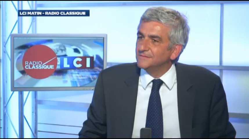 """Illustration pour la vidéo Hervé Morin : """"Ma candidature à la présidence de l'UDI est probable"""""""