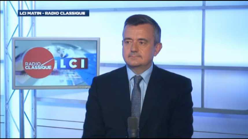"""Illustration pour la vidéo Yves Jégo: """"L'arrivée au pouvoir de Marine Le Pen n'est plus impossible aujourd'hui """""""