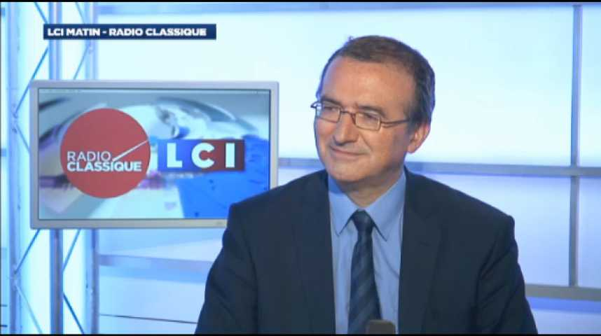 """Illustration pour la vidéo Hervé Mariton : """"Le FN s'est banalisé, c'est en partie notre faute"""""""