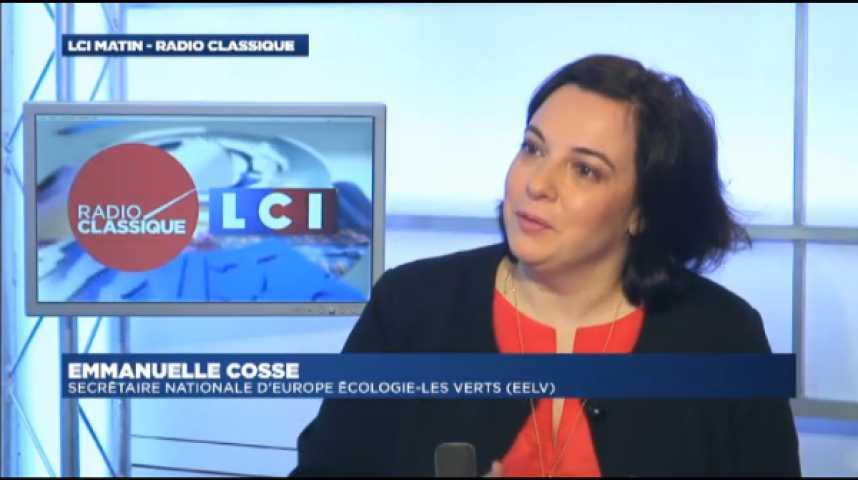 """Illustration pour la vidéo Emannuelle Cosse : """"Je trouve absolument navrant que Nicolas Sarkozy utilise les homosexuels pour des vues politiciennes"""""""