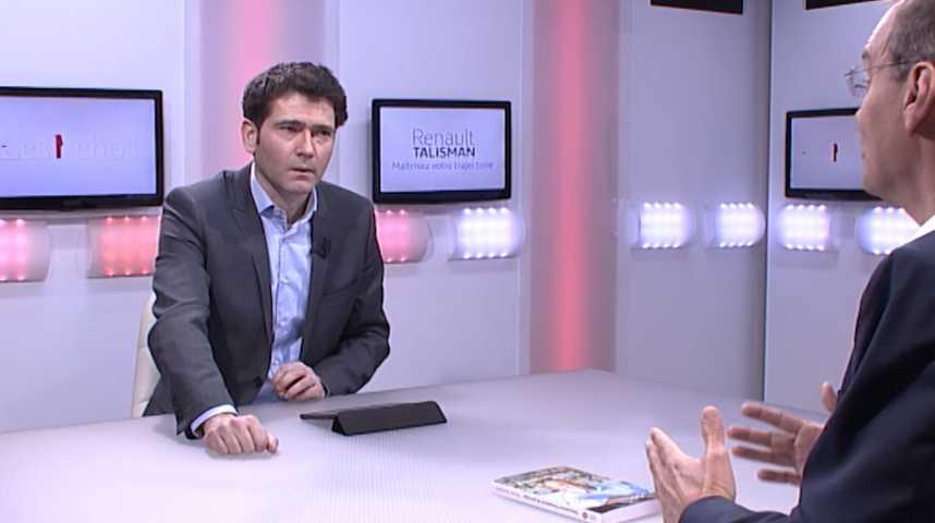 """Illustration pour la vidéo Nicolas Rousselet (G7) : """"L'Etat doit se donner les moyens pour percevoir des taxes"""""""