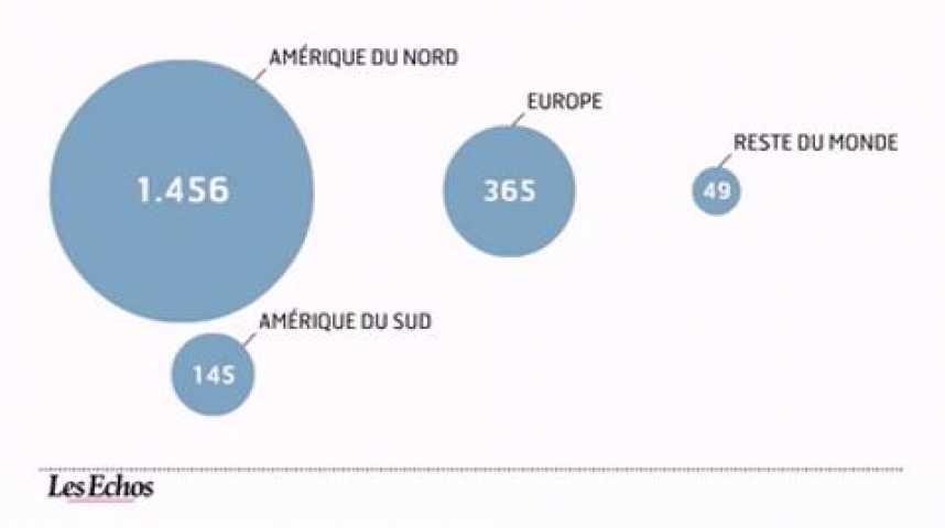 Illustration pour la vidéo L'infographie du jour : L'aviation d'affaires peine à redémarrer