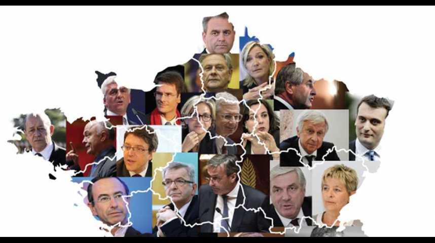Illustration pour la vidéo Des élections régionales pour décrypter l'état d'esprit des Français post-attentats
