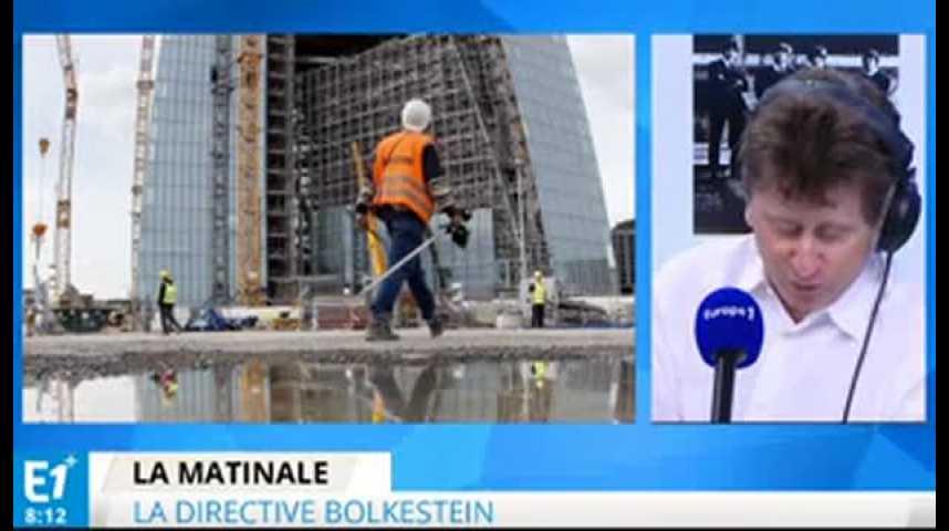 Illustration pour la vidéo Directive Bolkestein : plus de droits pour les travailleurs détachés