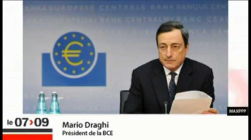 Illustration pour la vidéo La BCE, stop ou encore ?