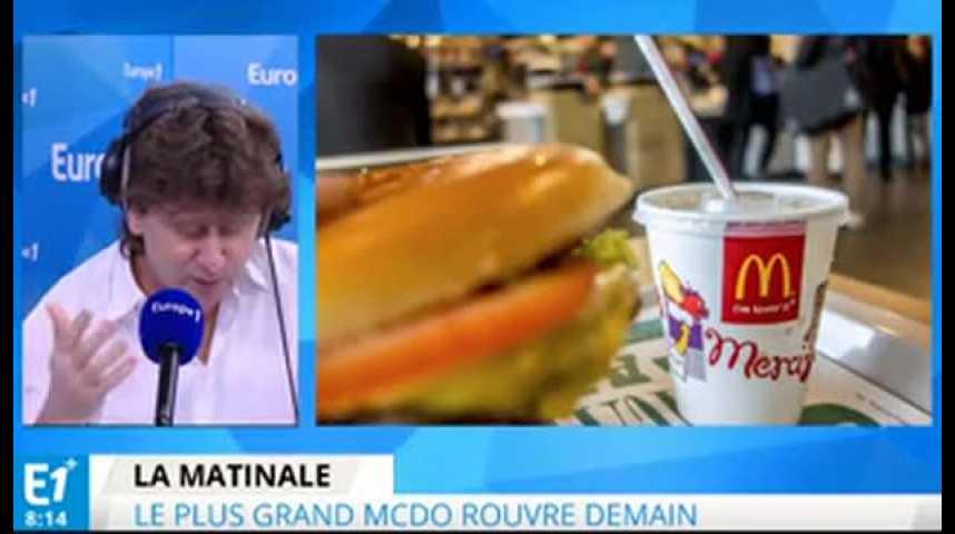 Illustration pour la vidéo McDonald's : comment le géant du hamburger se réinvente ?