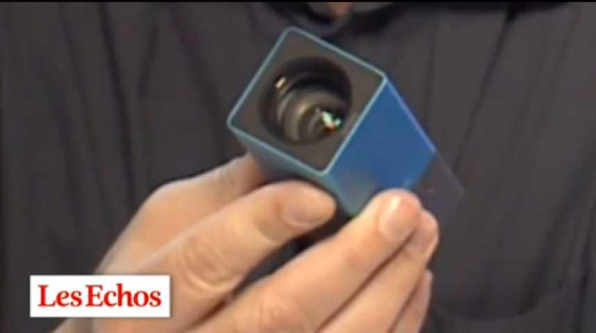 Illustration pour la vidéo Test Tech : Lytro, l'ovni de la photo