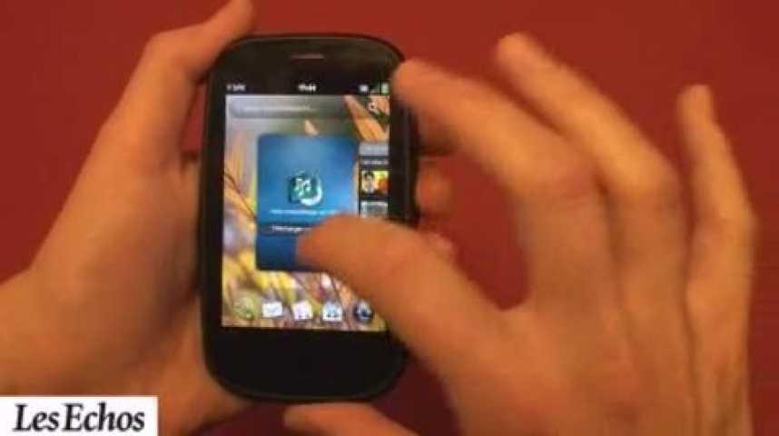 Illustration pour la vidéo Le Palm Pre 2 : prise en main