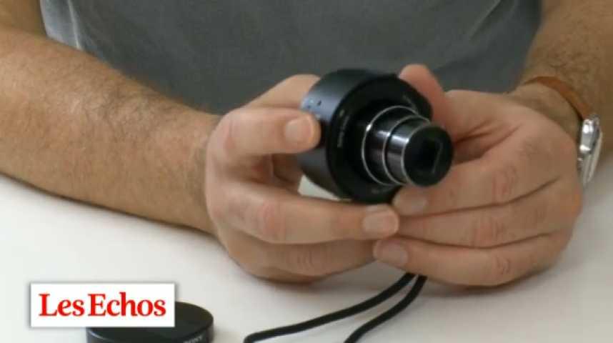 Illustration pour la vidéo Test vidéo : le Smart Lens de Sony