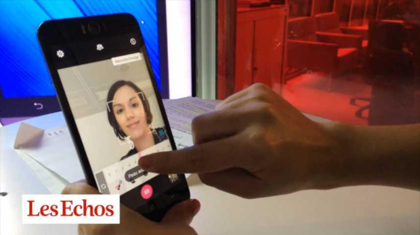 """Illustration pour la vidéo ZenFone Selfie : """"Derrière le téléphone, un maître de l'autoportrait"""""""