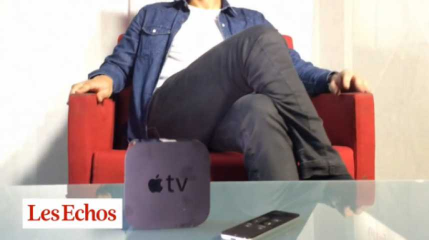 Illustration pour la vidéo Test Tech  : l'Apple TV, une réponse à nos nouveaux modes de consommation ?