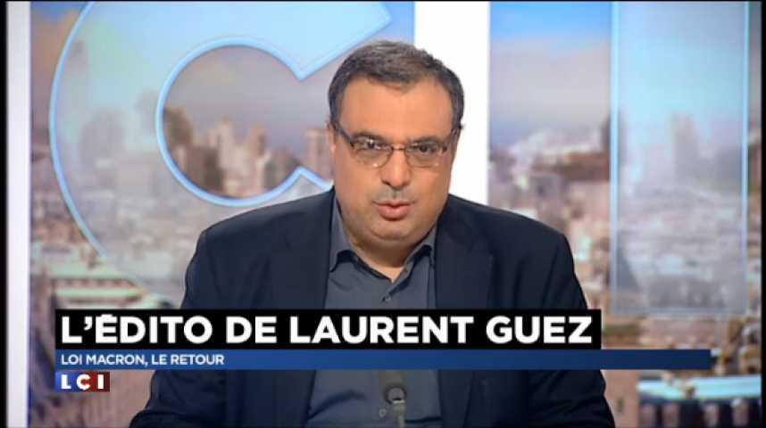 Illustration pour la vidéo Loi Macron, le retour