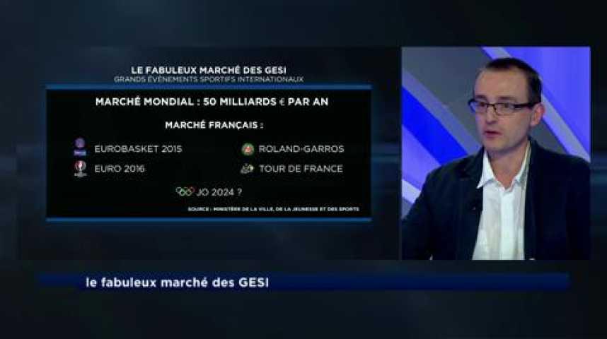 Illustration pour la vidéo La France met sa filière sport sous tension