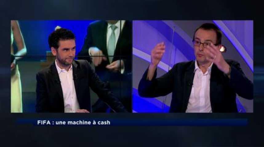 Illustration pour la vidéo Fifa : derrière les affaires, une grosse machine