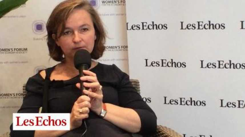 """Illustration pour la vidéo N. Loiseau (ENA) : """"Il est encore difficile d'être une femme en politique"""""""