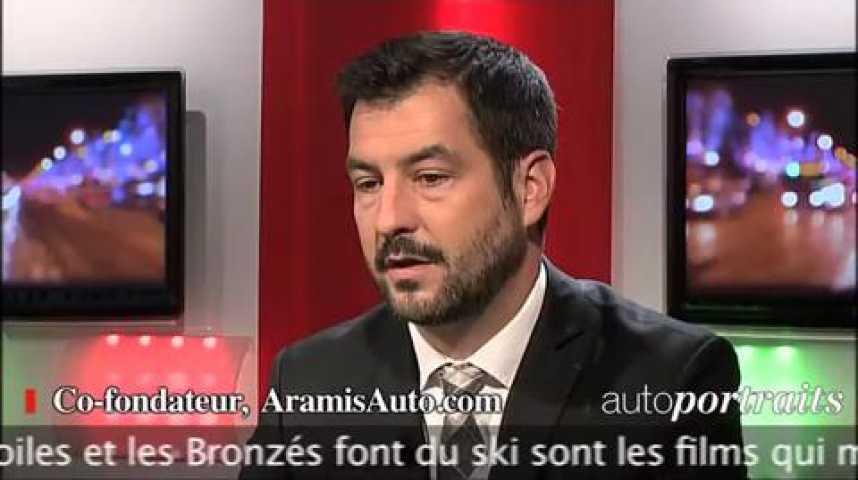 """Illustration pour la vidéo Guillaume Paoli : """"Aramis ne connaît pas la crise"""""""