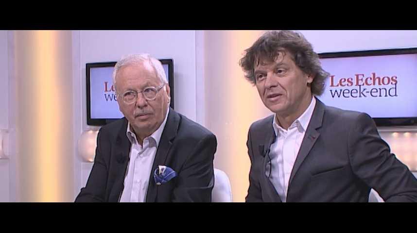 Illustration pour la vidéo « Réinventer son alimentation » : rencontre avec Michel Chast et Guy Martin