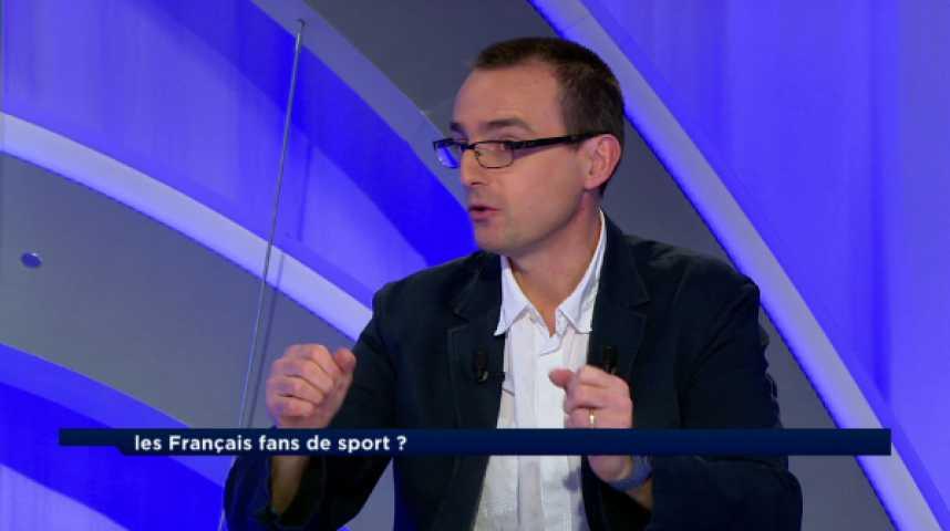 Illustration pour la vidéo Sport et réseaux sociaux : le retard français