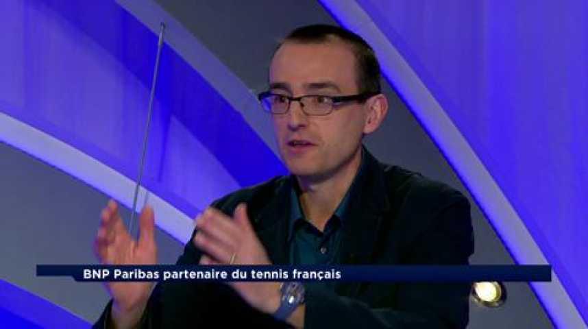 Illustration pour la vidéo Coupe Davis : une dix-septième finale inédite pour la France