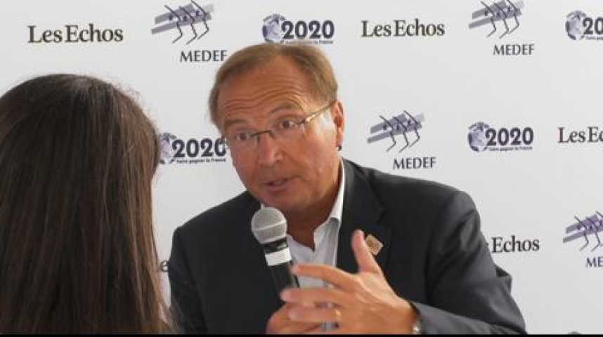 Illustration pour la vidéo Jean-Pierre LETARTRE, Président d'EY France