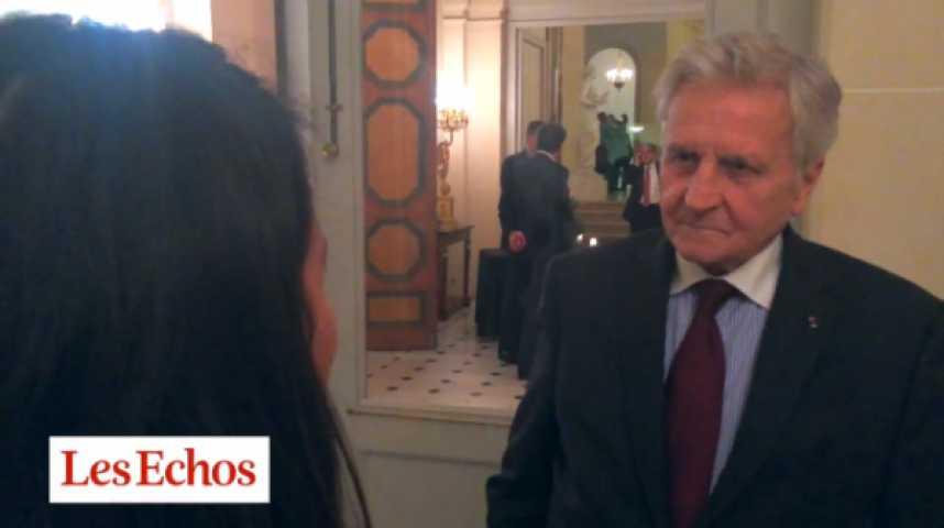 """Illustration pour la vidéo J.-C. Trichet : """"Il y a un consensus sur le diagnostic économique de la France"""""""