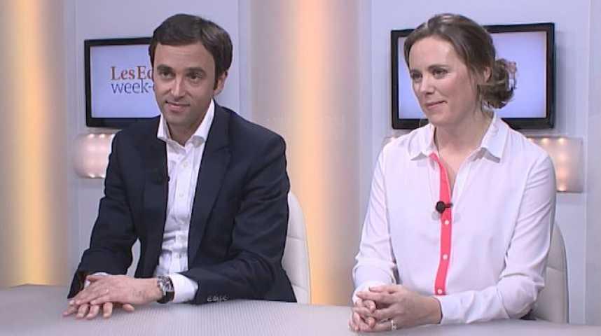 Illustration pour la vidéo Stéphanie Pérèle et Mathieu Grodner du groupe Simone Pérèle