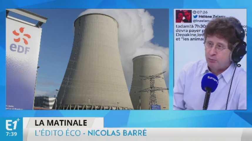 Illustration pour la vidéo La restructuration de la filière nucléaire française touche à sa fin