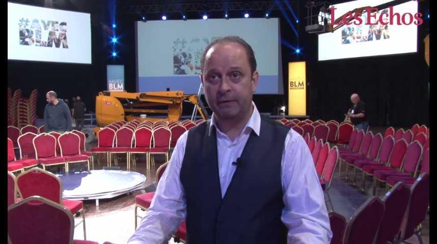 Illustration pour la vidéo Olivier Ubéda, l'organisateur des meetings de Bruno Le Maire