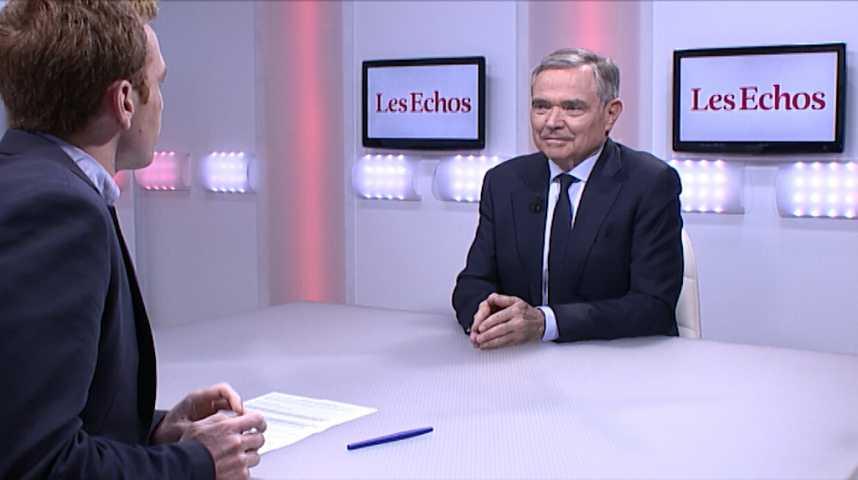 """Illustration pour la vidéo """"François Fillon a été loyal à Nicolas Sarkozy"""" lors de son quinquennat, selon Bernard Accoyer"""