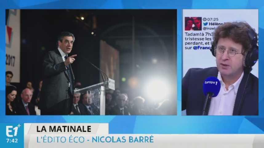 Illustration pour la vidéo Assurance maladie : François Fillon va devoir éclaircir ses idées
