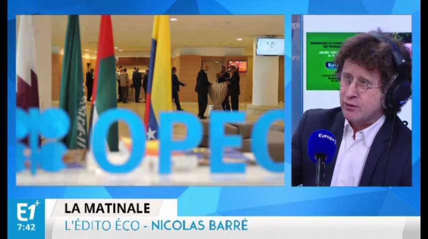 Illustration pour la vidéo OPEP : un accord historique sur le pétrole