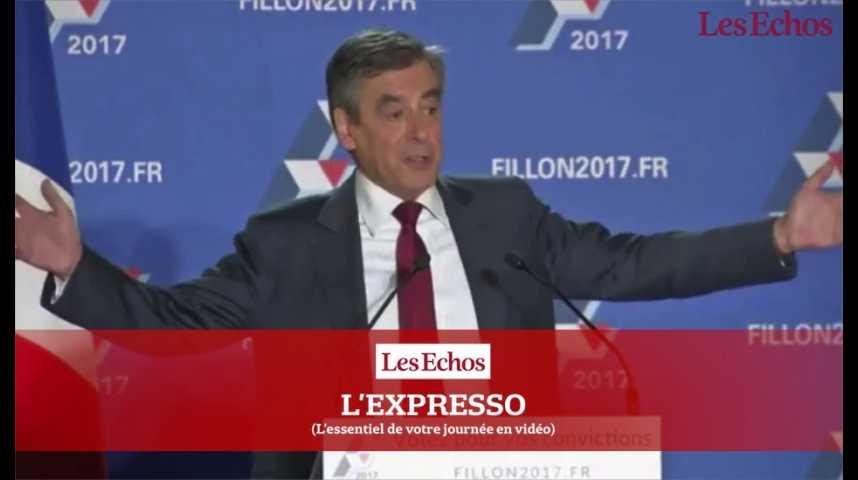 Illustration pour la vidéo Débat Fillon-Juppé : polémique sur la suppression de 500 000 postes de fonctionnaires